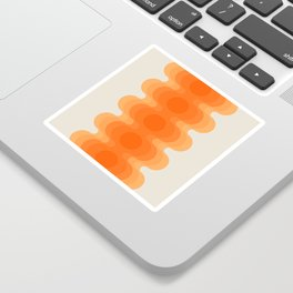 Echoes - Creamsicle Sticker