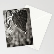 Milkweed 2 Stationery Cards