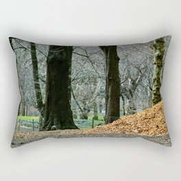 Central Park 80's Rectangular Pillow