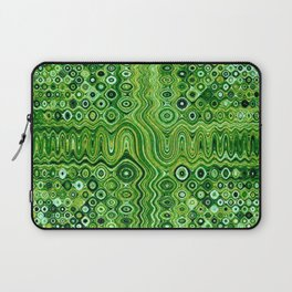 Electric Field Art XII Laptop Sleeve