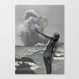 Moon Kingdom Rising Canvas Print