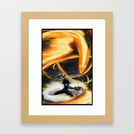Rising Spirit Framed Art Print
