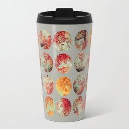Inkblot Quilt - by Garima Dhawan and Joy StClaire Travel Mug