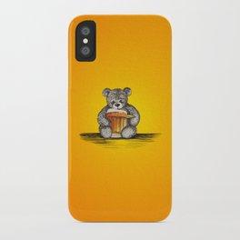 Teddy Beer iPhone Case