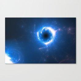 Supermassive Blackhole Canvas Print