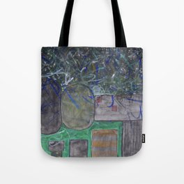 Upward Growth Tote Bag