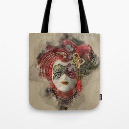 Venetian Mask 1 Tote Bag