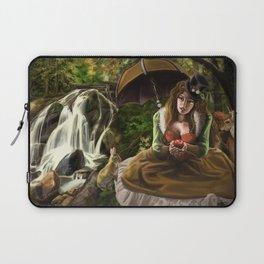 Steampunk Snow White Laptop Sleeve