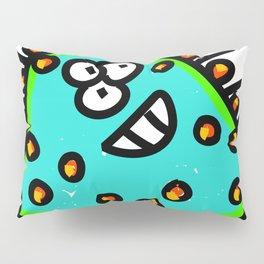 Doodle Germ Pillow Sham