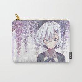 Girl Original Artwork Carry-All Pouch