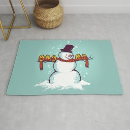 Sharing is caring (Winter edition) Rug
