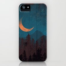 Those Summer Nights... iPhone (5, 5s) Slim Case