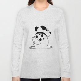 Doggie Dot Long Sleeve T-shirt