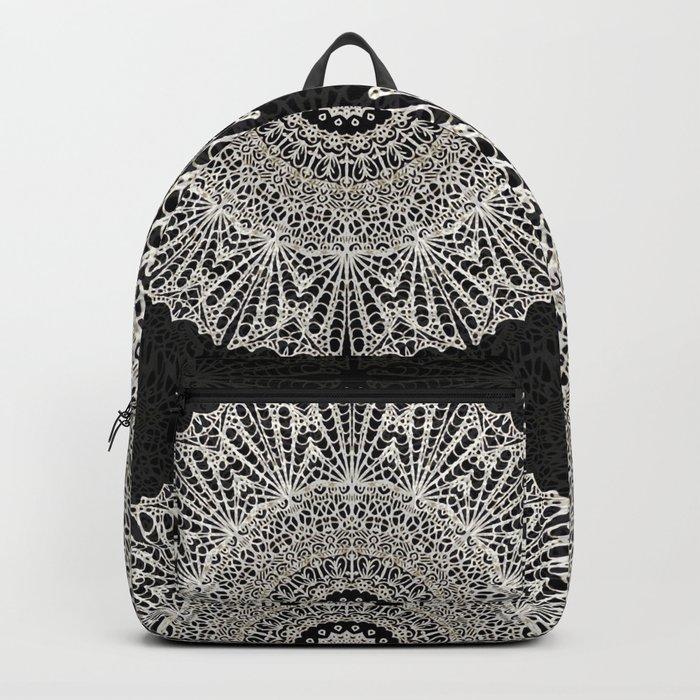 Mandala Mehndi Style G384 Backpack