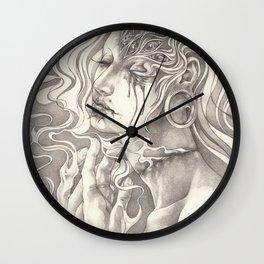 Imprint Wall Clock