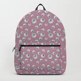candy blue eyes Backpack