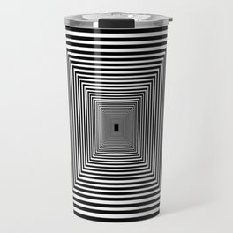 Down the Rabbit Hole Travel Mug