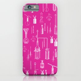 MAD SCIENCE 9 iPhone Case
