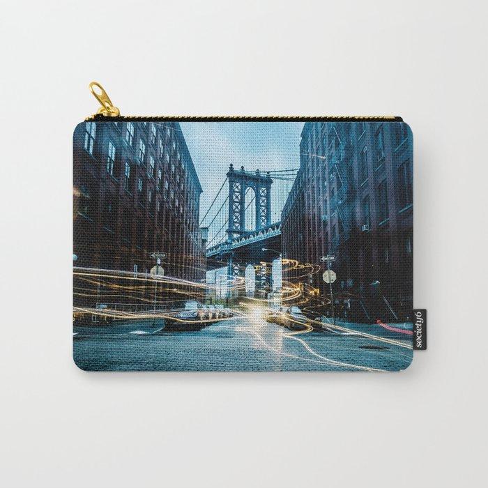 Brooklyn Bridge 2 Carry-All Pouch