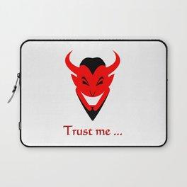 Trust me Laptop Sleeve