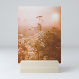 Golden Hour Mini Art Print