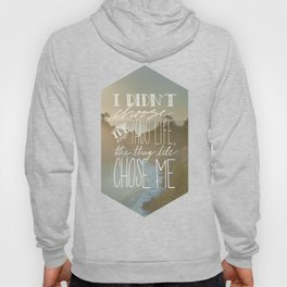 Oddly Placed Quotes 2 : Thug Life Hoody