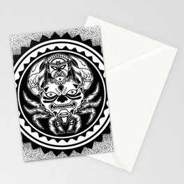 THE CRAB GOD (MOCHICA) Stationery Cards