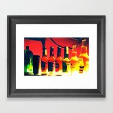 Acquired Taste Framed Art Print