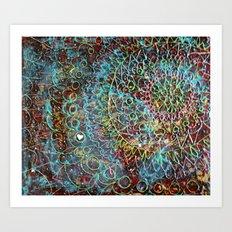Daughter I Art Print