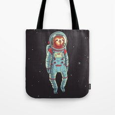 Slothstronaut Tote Bag