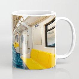 Metro is an ocean  Coffee Mug