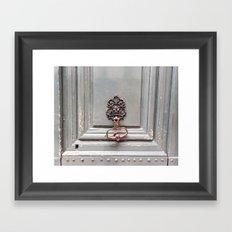 Paris Apartment Framed Art Print