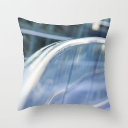 San Diego Convention Center Throw Pillow