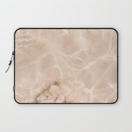 Coral Clear water | beach fine art photography | sea wave and sand Laptop Sleeve