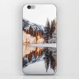 Calm Exploring  #society6 #photography iPhone Skin
