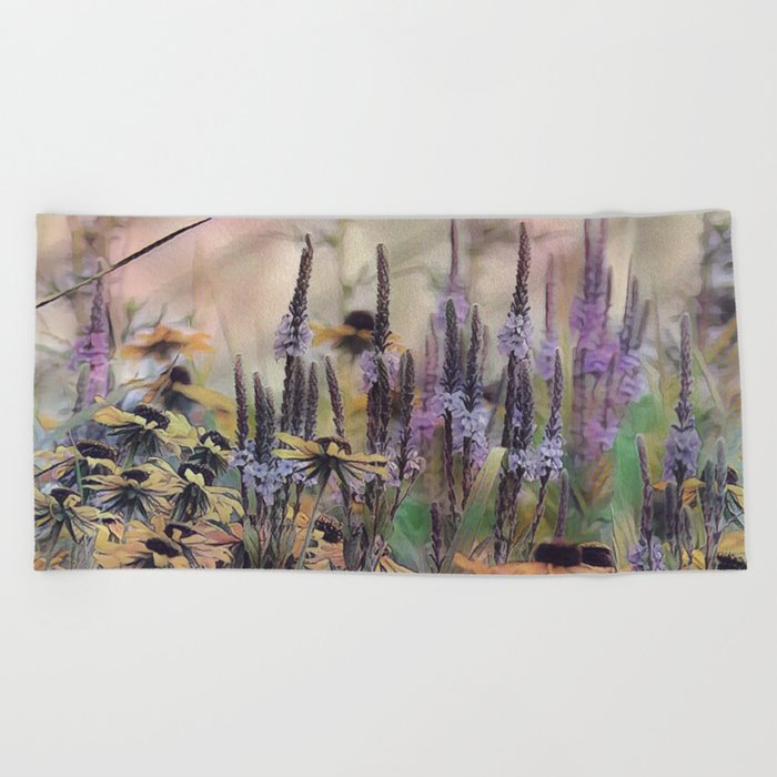 Wild Lovelies Beach Towel