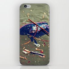 I Found Your Shoe iPhone & iPod Skin