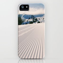 Groomed iPhone Case