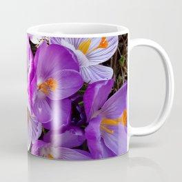 flowering crocuses Coffee Mug