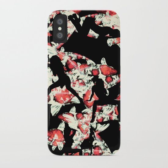 Very Fishy iPhone Case