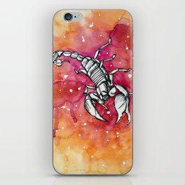 scorpion iPhone Skin