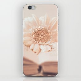 Serenity Of Books iPhone Skin