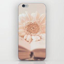 Serenity Of Books iPhone Skin