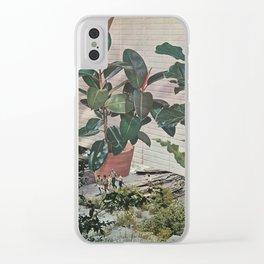Plantlife - Safari Clear iPhone Case