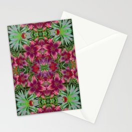 Magical Lilies Stationery Cards