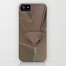 Angel in the Corner iPhone Case