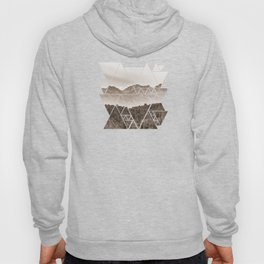 The mountain beyond the forest Hoody