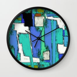 Anvil 3 Wall Clock
