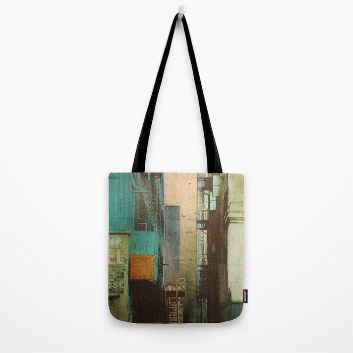 ESCAPE ROUTE Tote Bag