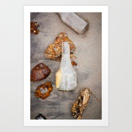Dead Horse Bottle 4 Art Print